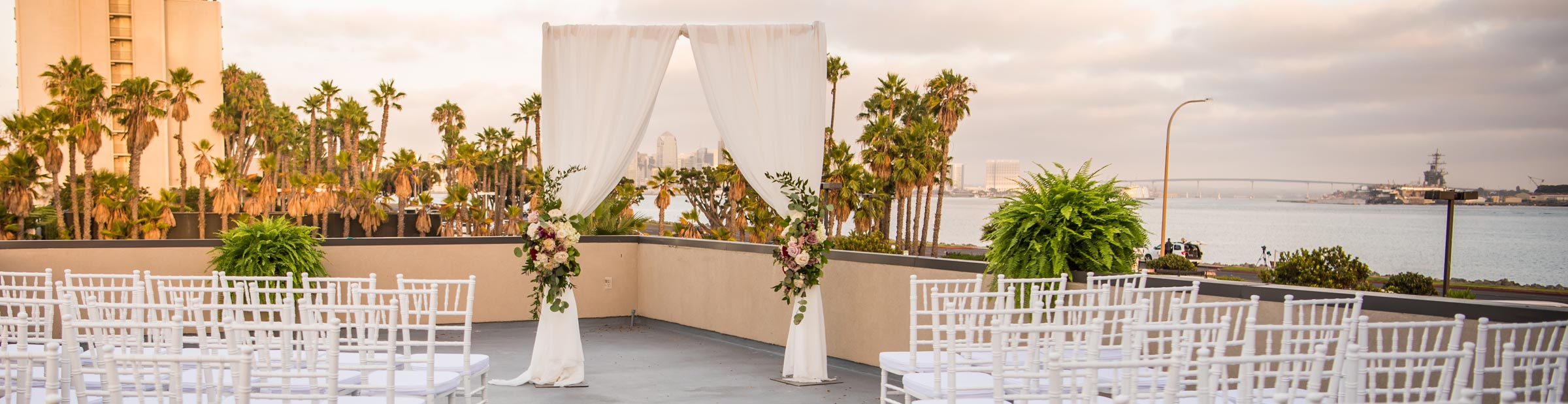 Best Wedding Venues In San Diego At Affordable Prices Harbor View Loft